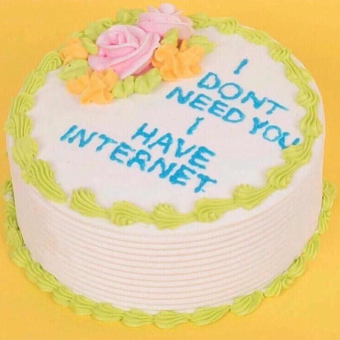via playgroundwired Birthday cake, Cake, Desserts