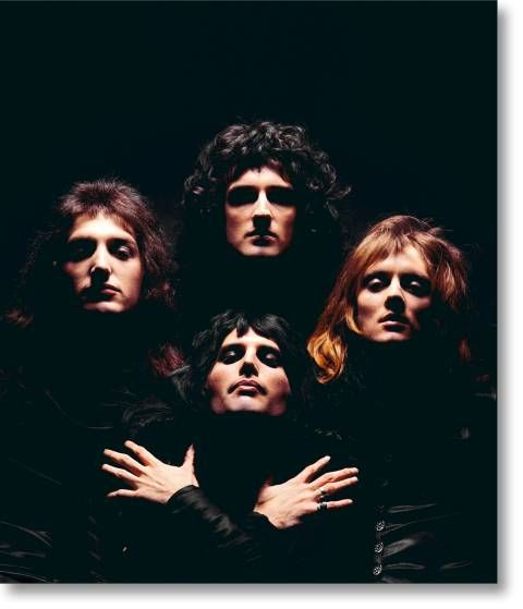 Mick Rock. Queen 2 Album Cover, 1974 | Музыкальные ...