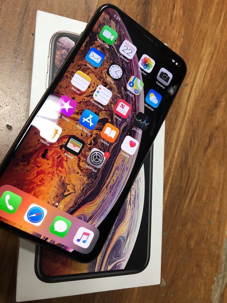 Apple iPhone XS Max - 256gb Gold (AT&T) A1921 Used - Iphone