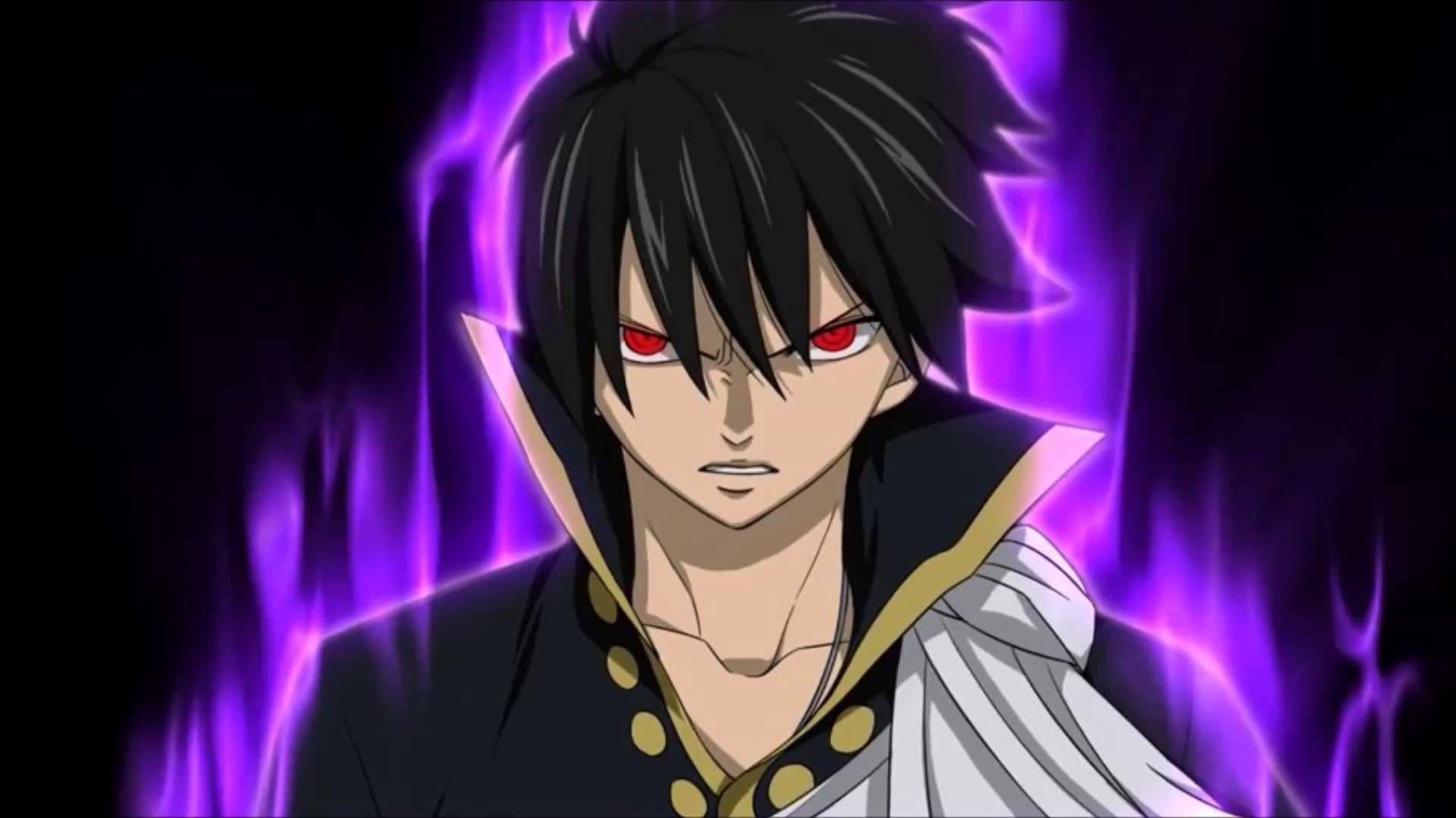 Apparently He Wants To Die Seems Uninterested At Times And Then He Takes A Peculiar Interest In Fairy Tail S Favourite S Fairy Tail Anime Zeref Dragneel Zeref