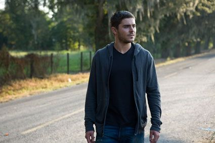The Lucky One in UK cinemas 2 May 2012.    http://www.facebook.com/TheLuckyOneUK