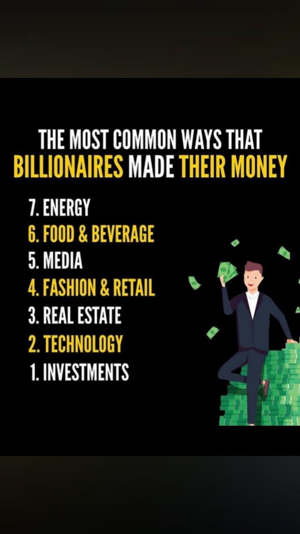 Photo of Top 7 und gängige Methoden, mit denen Milliardäre Geld verdienen