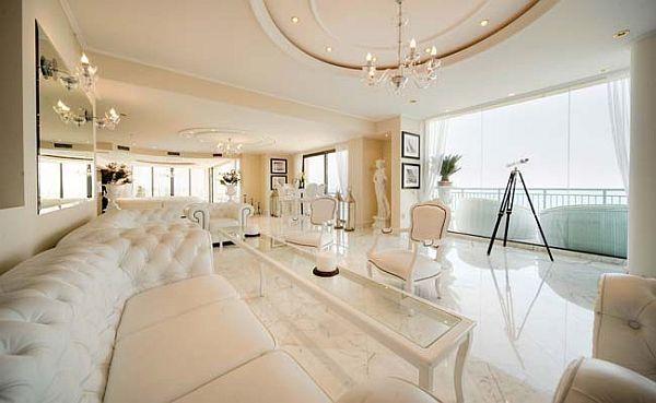 Fesselnd Penthouse In Portomaso, Malta [a Girl Can Dream~]