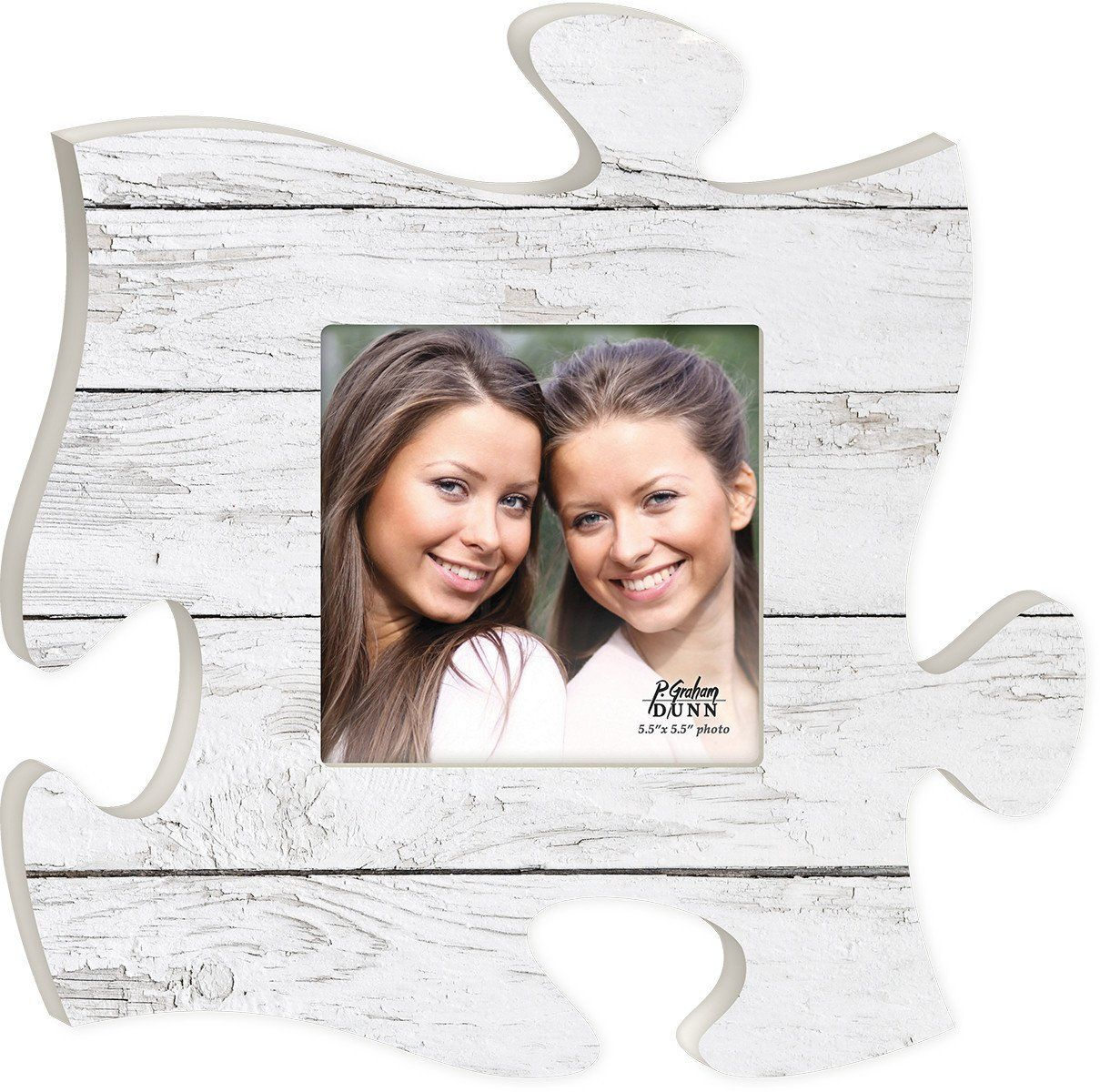 A Puzzle Photo Frame