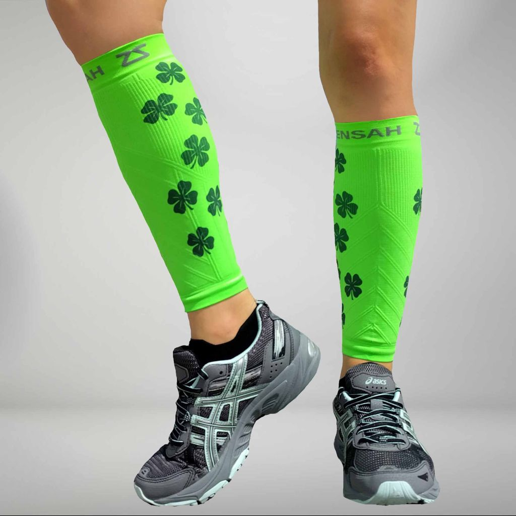 d600e41d3a Love these shamrock compression leg sleeves. Want arm sleeves to match.  http:/