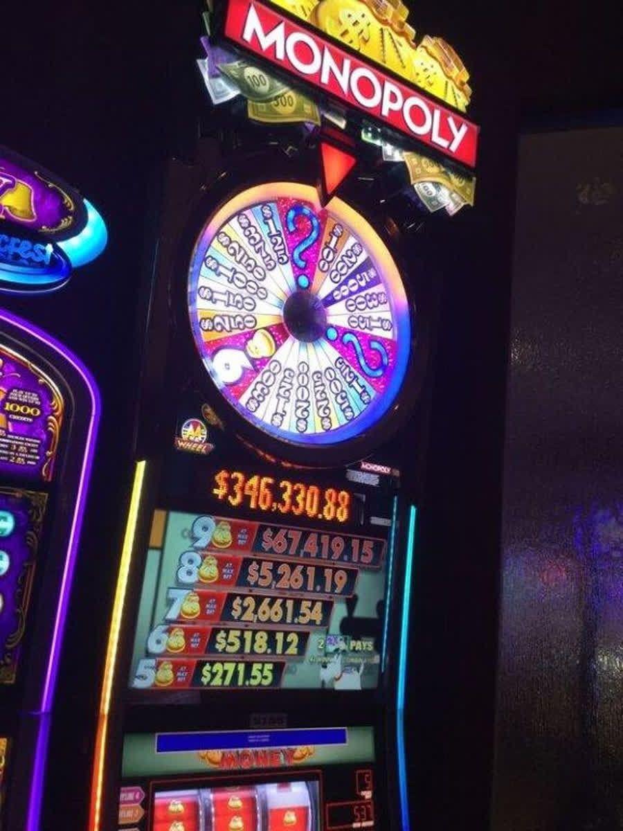 Bank or Prank Slot Machine
