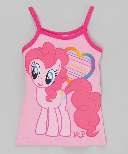 <p style='margin-bottom:0px;'>Fans of the world-famous My Little Pony toys can now have clothes to match!</p><p style='margin-bottom:0px;'> </p><ul><li style='margin-bottom:0px;'>100% cotton</li><li style='margin-bottom:0px;'>Machine washable</li>                                                        </ul><br />