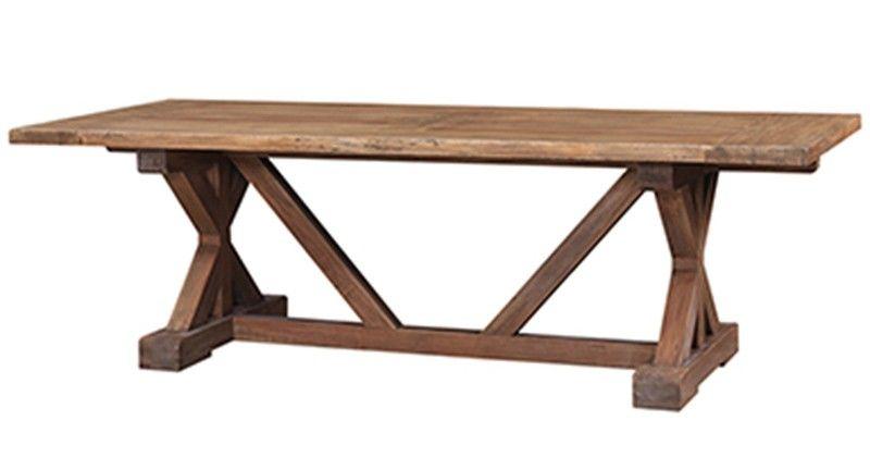 Bramble   Riverwalk Dining Table 8u0027   BR 25971