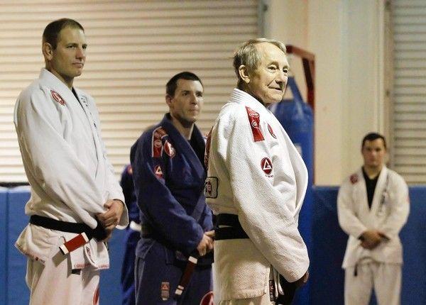78 year old gets BJJ black belt after 15 years  | VS mode