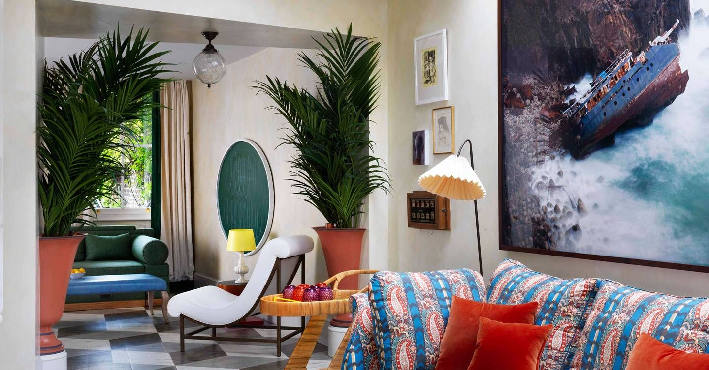 Style File Beata Heuman Victorian House Interiors Interior Design Elegant Home Decor