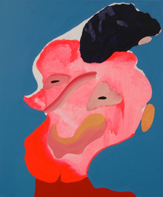 new work by TOM POLO from his forthcoming exhibition opening 17 July 2013 at Gallery 9