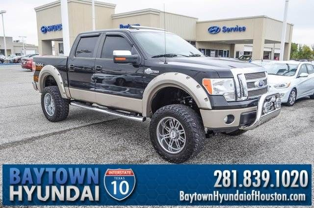 2010 Ford F150 King Ranch Lifted Big Ride Ford F150 King Ranch