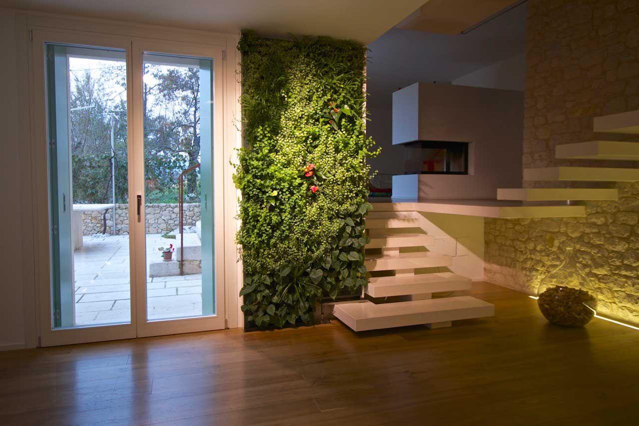 Giardino verticale interno prodotti sundar italia interior pinterest verticale - Giardino verticale interno ...