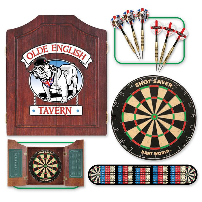 Dart World Bulldog Darts Kit & Reviews | Wayfair
