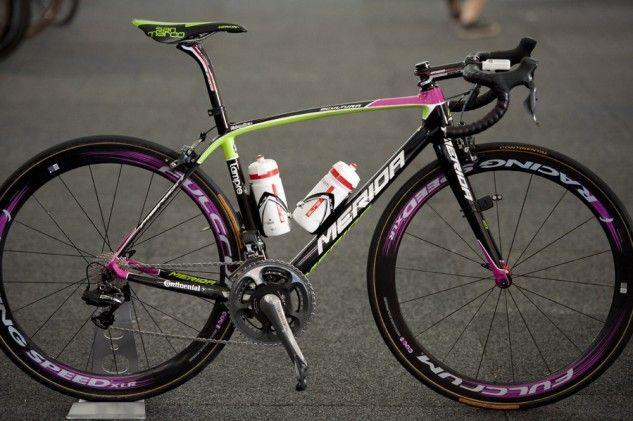 Pro Bike Gallery: Daniele Pietropolli's Lampre-Merida