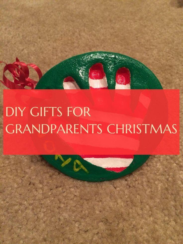 diy geschenke für großeltern weihnachten - diy geschenke ...