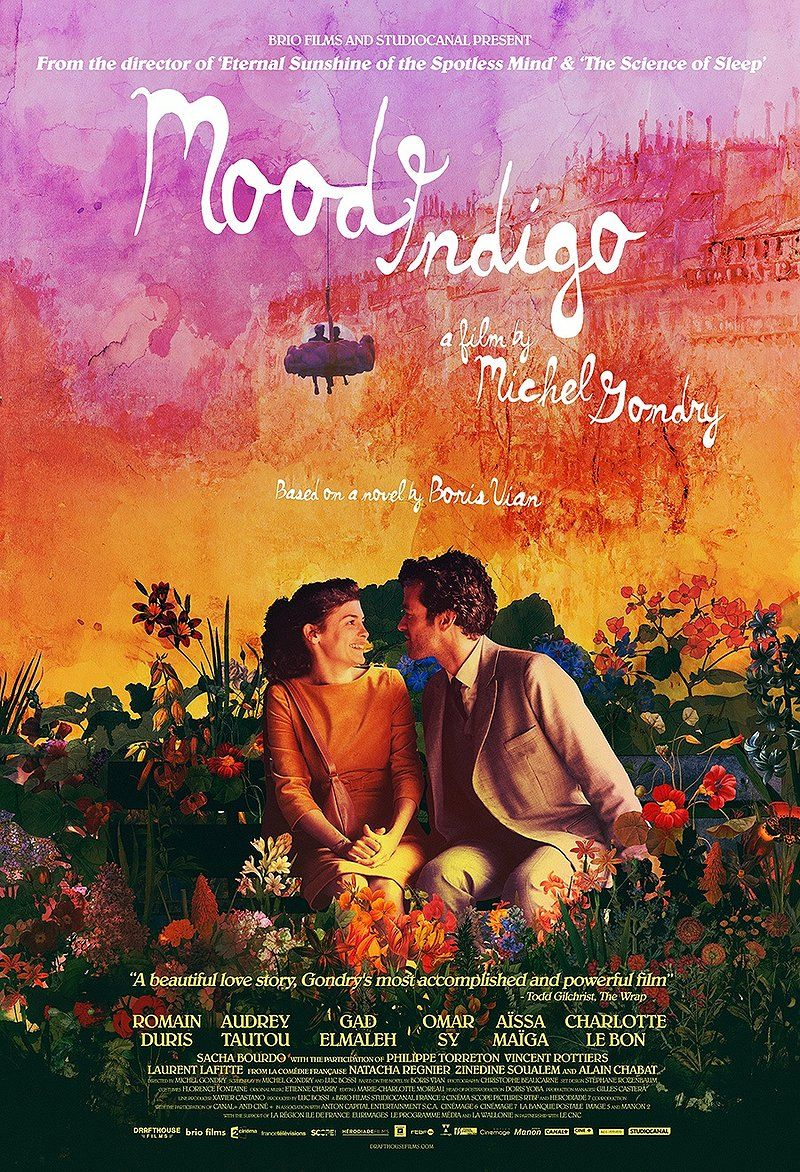 Critics Consensus: Mood Indigo is far from Michel Gondry's most compelling work, but it doesn't skimp on the visual whimsy and heartfelt emotion fans have come to expect.