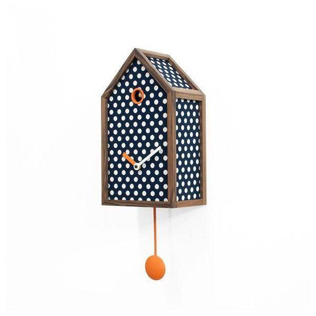 Acquista l\'Orologio cucù Mr. Orange di Progetti, online a Prezzo ...