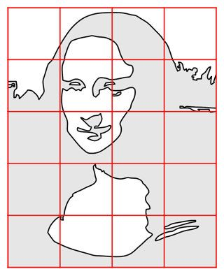 Pop Art Portrait Template - Mona Lisa Art Education Pinterest - art lesson plans template