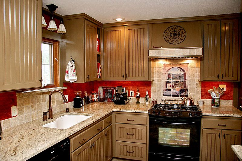 Tuscany kitchens italian tuscany kitchen samples of for Italian kitchen cabinets online