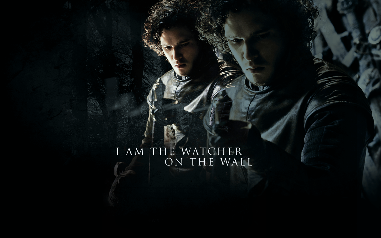 Game Of Thrones Wallpaper Jon Snow Tactic Games Game Of Thrones Watchers On The Wall