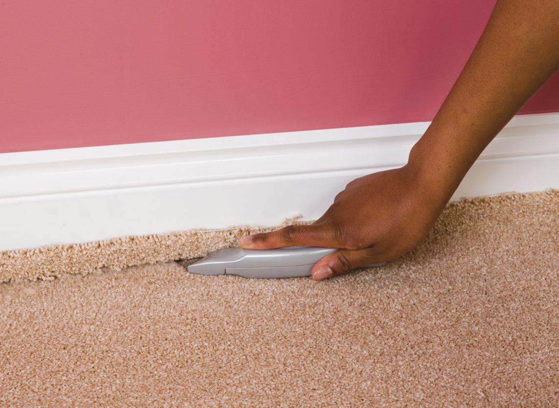 How to carpet a room Ideas & Advice DIY at B&Q Cheap