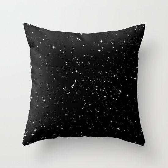 Sleep with the stars ^_^ http://society6.com/product/stars-iac_pillow?curator=mariangel
