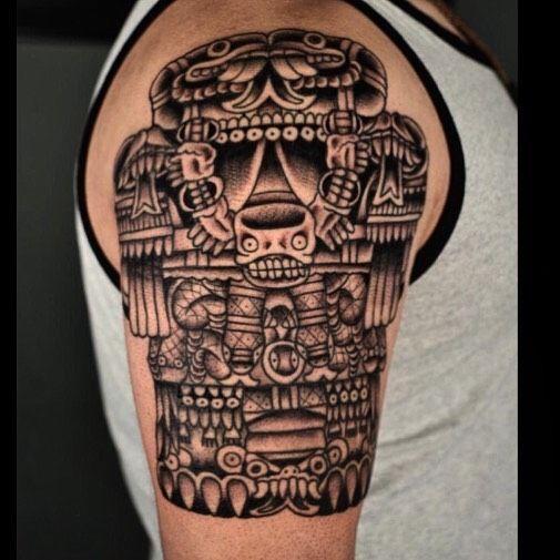 Tatuajes Prehispanicos Arte Milenario En La Piel Galeria