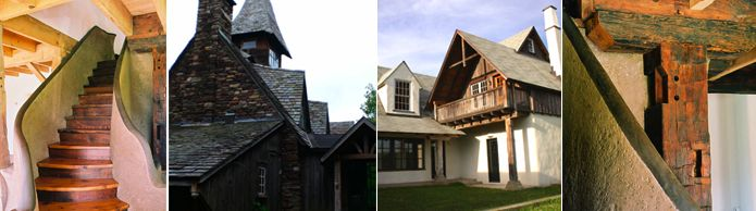 Straw Bale Architect Magician And Delaware County Resident Clark