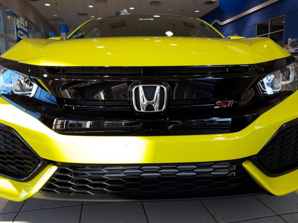 Civic Coupe Si Civic Coupe New Honda Civic