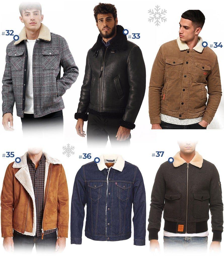 Blousons & manteaux hommes