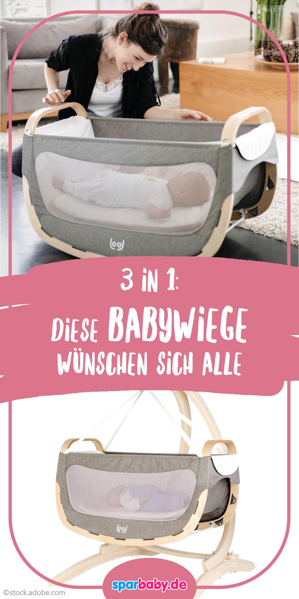 check out 8779b d6cd1 Tipp der Woche: Diese 3-in-1 Wiege wünschen sich alle | Baby ...