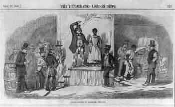 Black Peoples of America - The Slave Auction | HistoryOnTheNet