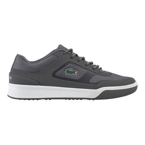 bc1b64cd8ee132 Men s Lacoste Explorateur Sport 117 Sneaker Dark  Synthetic