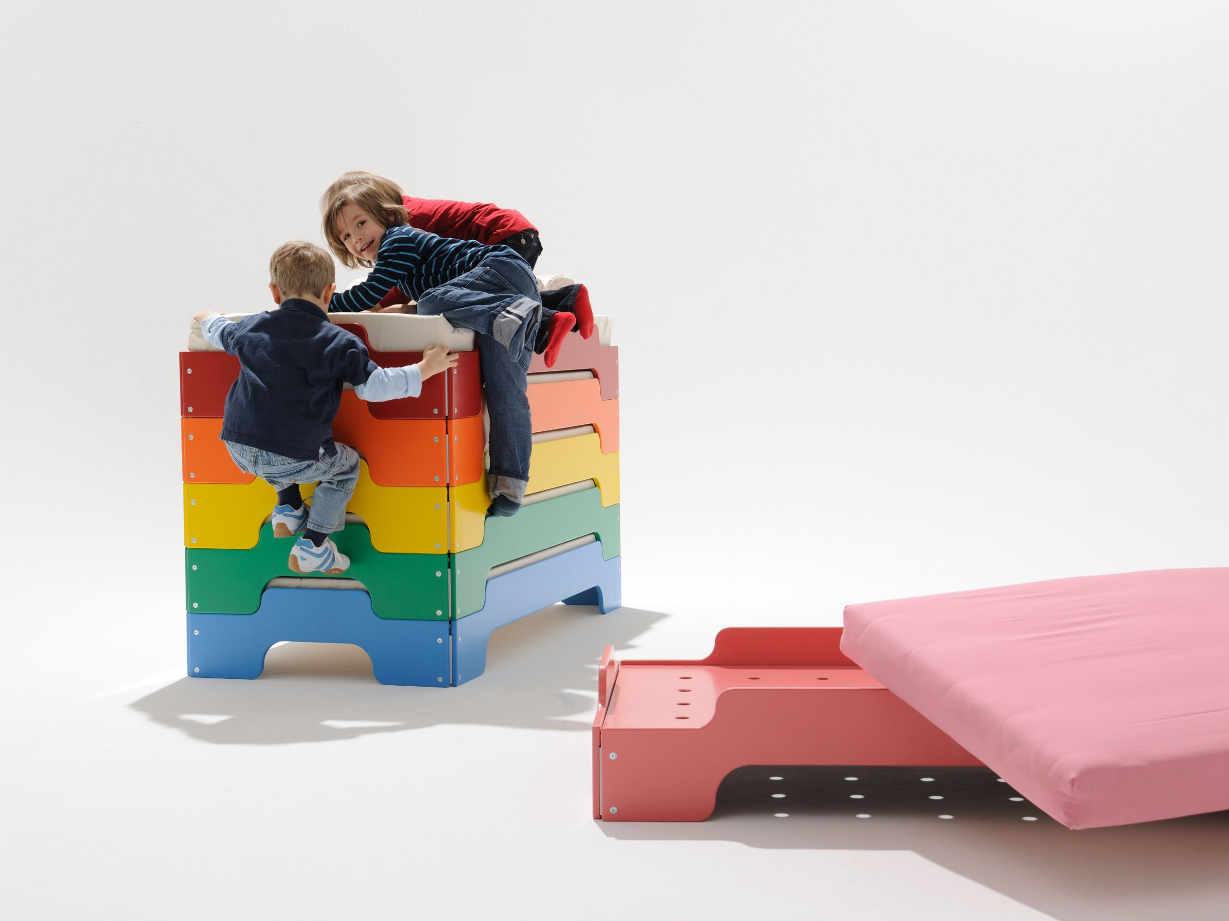 Stapelliege Kinder By Müller Small Living Design Rolf Heide Kid Beds Eclectic Furniture Bed