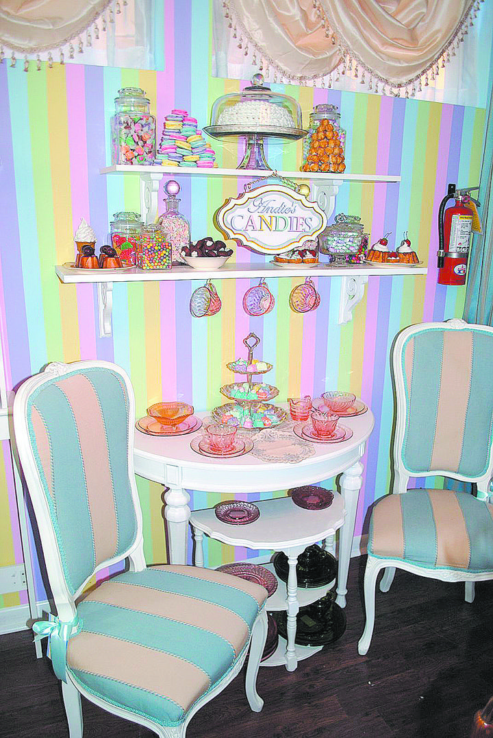 Image detail for -Veronica's Dollhouse, a new boutique in South Miami, was recently opened by two sisters, Veronica and Andrea Gonzalez, who still like to play dress-up. This ...