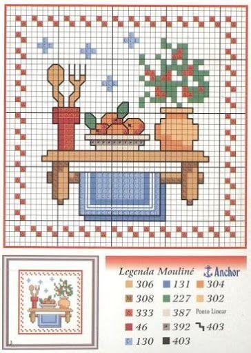 Gráficos de ponto cruz - Marcia R - Picasa Web Albums