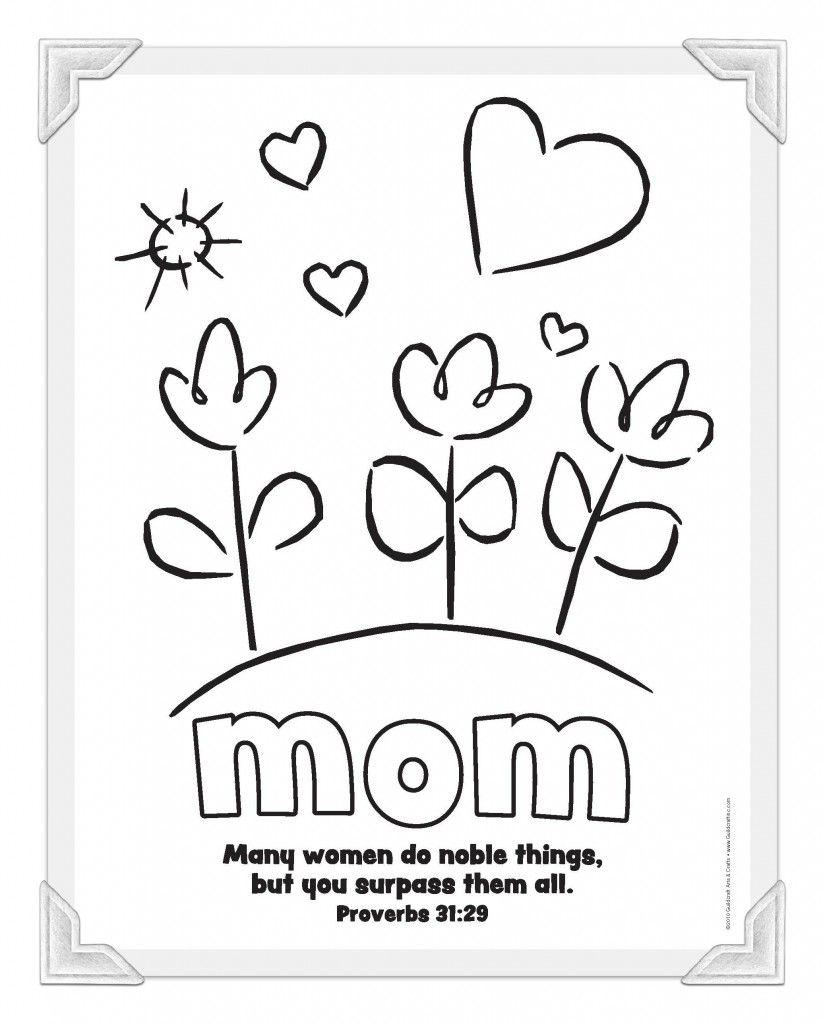 Christian Mother 39 s Day printables