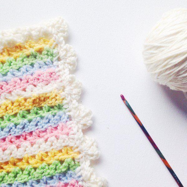 Pin de Joy Ryan en mycrochet stripes | Pinterest