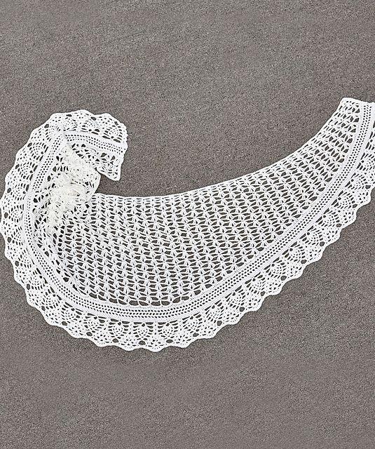 Gardenia Crochet Shawl Free Pattern | Doily & Cotton Thread Patterns ...