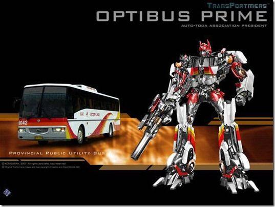 Philippine Version Of Optimus Prime Transformer Transformers Pinoy Transformers Optimus Prime