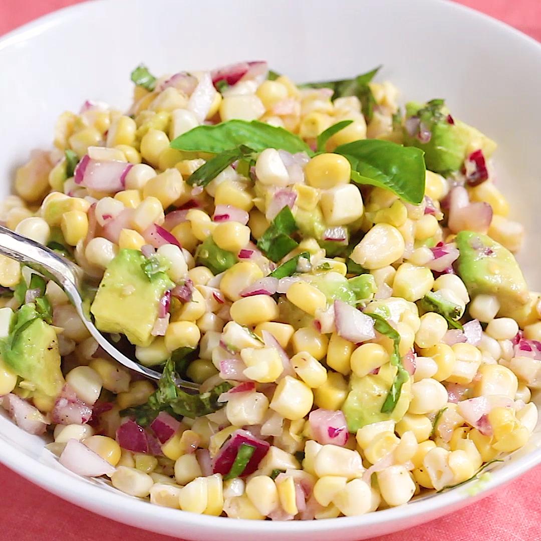 Photo of Avocado Corn Salad
