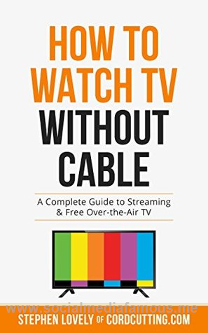 REDIRECT that CABLE or SATELLITE bill into your OWN
