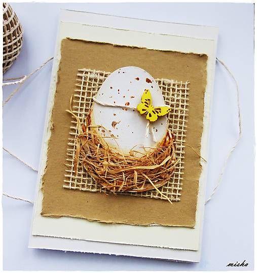 misha_cards / Natur vajíčko