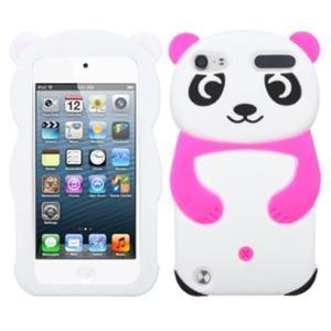 Soft Silicone Rubber Case Cover Panda Bear Accessory iPod Touch 5th /& 6th Gen