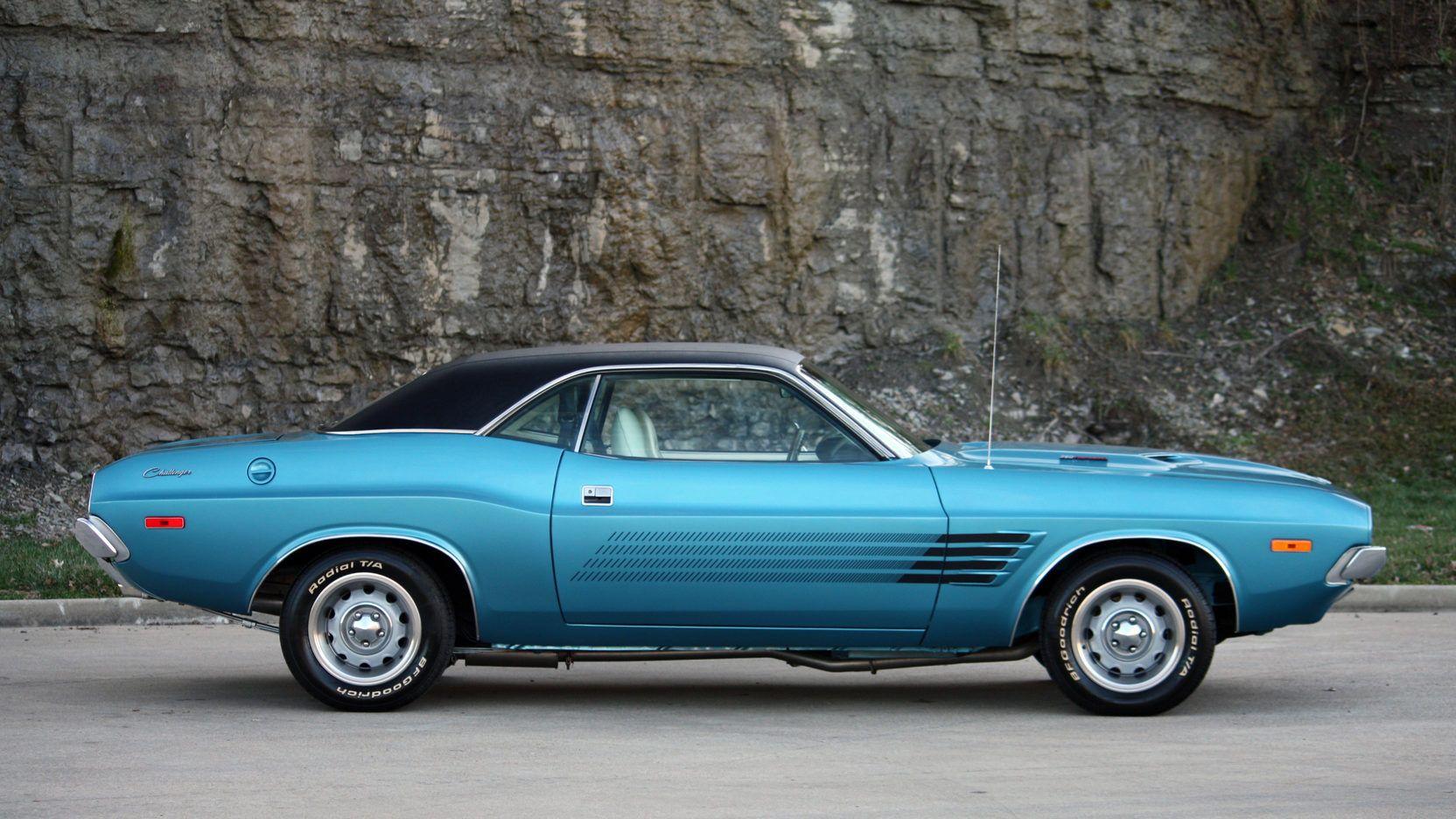 1974 Dodge Challenger F61 1 Indy 2016 In 2020 Dodge Challenger Challenger Dodge