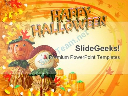 powerpoint halloween theme