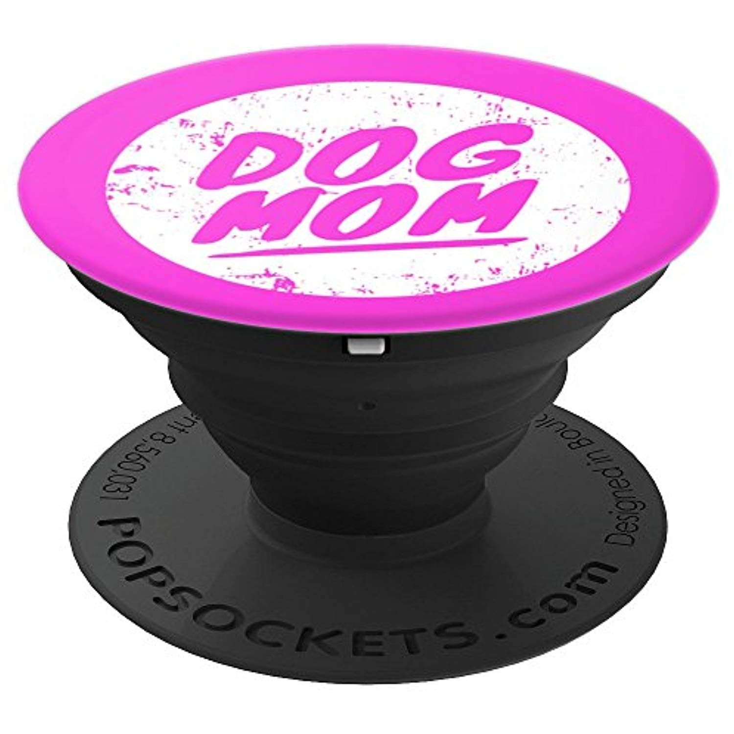Dog mom cute puppy lover accessories popsockets grip and stand