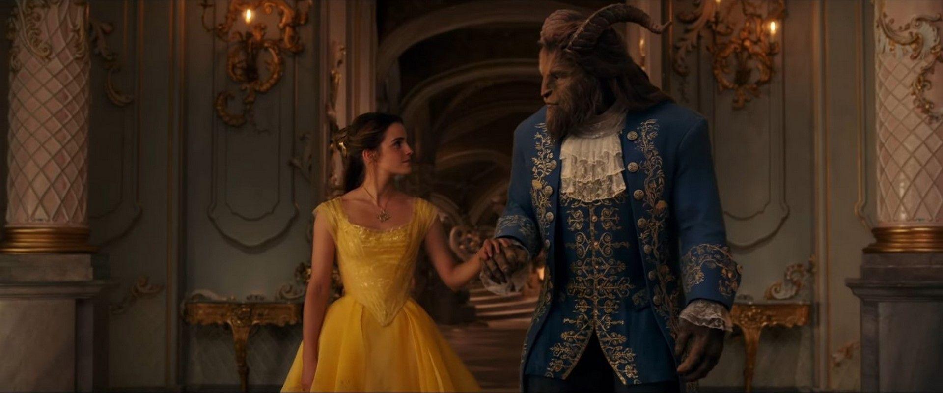 Belle Beast From Disney S Beauty The Beast 2017 Beauty The