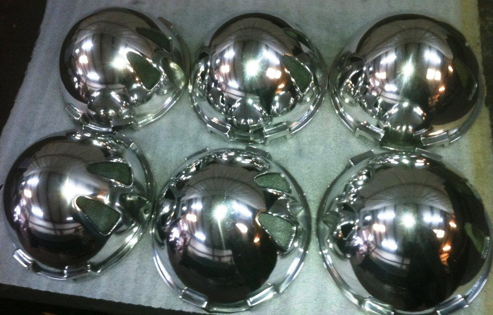Shorty style sa200 exciter caps, will fit any Lincoln 200, made of 6061 aluminum, then polished